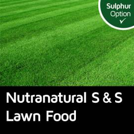 Nutranatural Spring & Summer Lawn Food