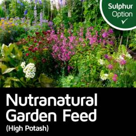 Nutranatural Garden Feed (High Potash)