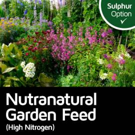 Nutranatural Garden Feed (High Nitrogen)